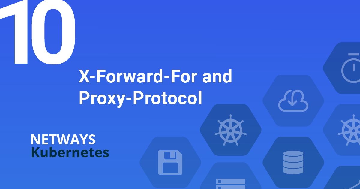 X-Forward-For and Proxy-Protocol