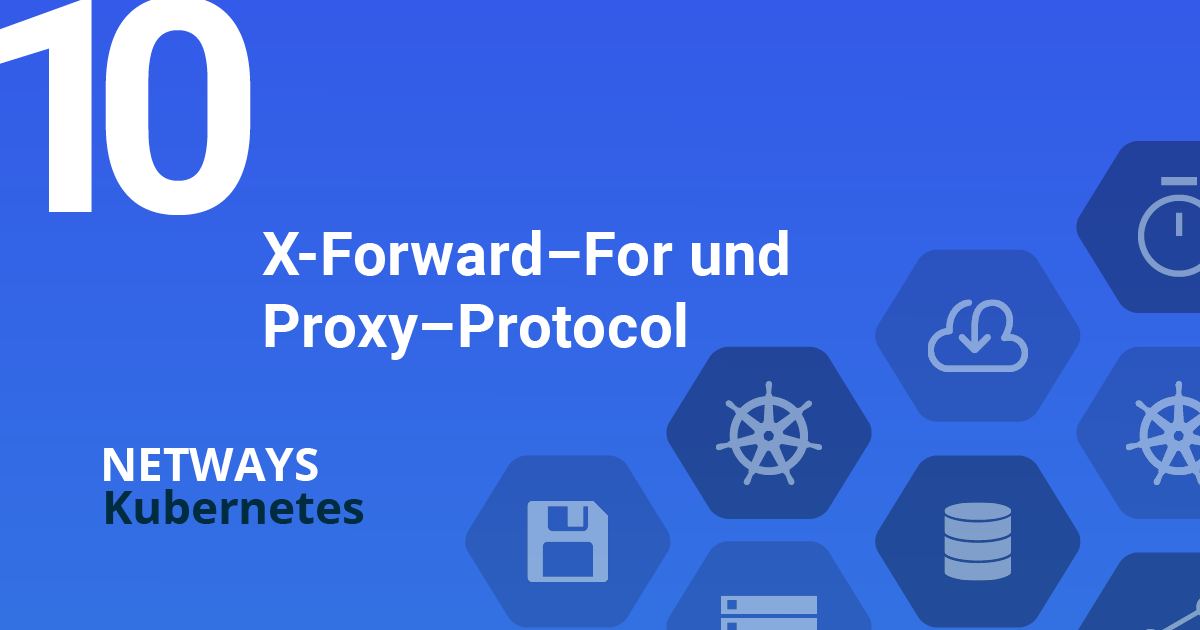 X-Forward-For und Proxy-Protocol